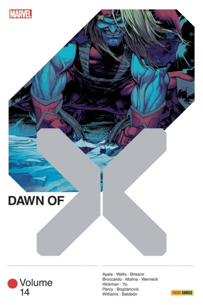 Couverture Dawn of X tome 14