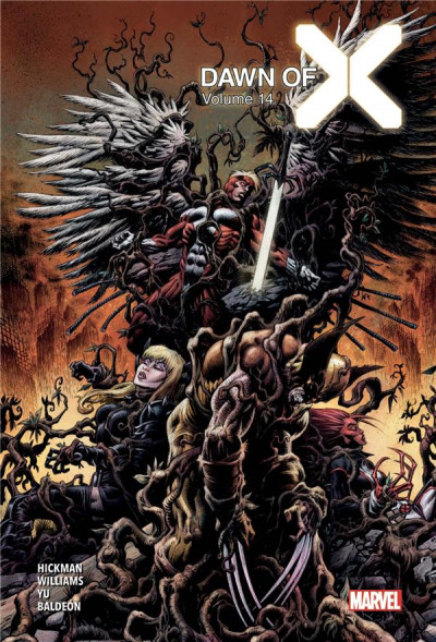 Couverture Dawn of X tome 14 (éd. collector)