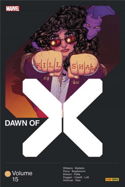 Couverture Dawn of X tome 15