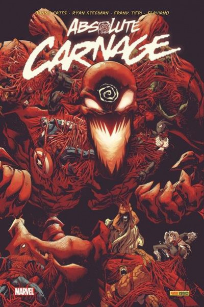 Couverture Absolute carnage (absolute)