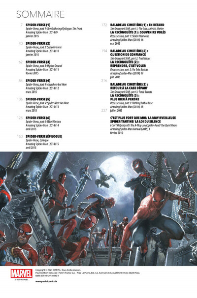 Page 2 Amazing spider-man (marvel deluxe) tome 2
