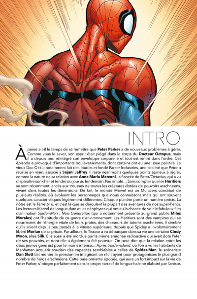 Page 4 Amazing spider-man (marvel deluxe) tome 2