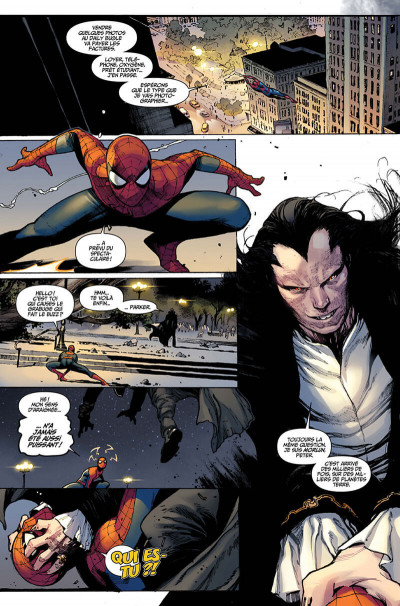 Page 8 Amazing spider-man (marvel deluxe) tome 2