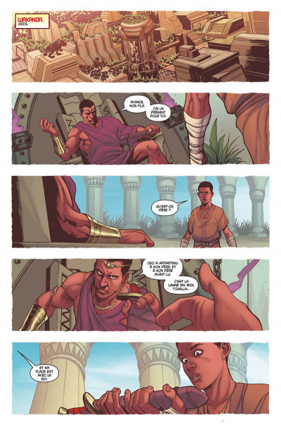 Page 6 Avengers - time runs out tome 2