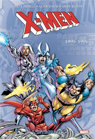 Couverture X-men - intégrale tome 43