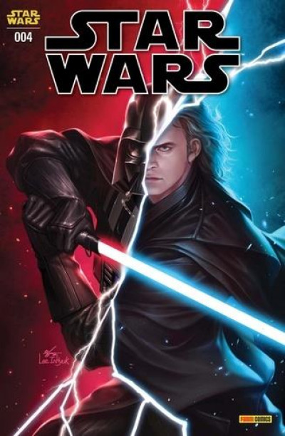 Couverture Star wars (série 2021) tome 4
