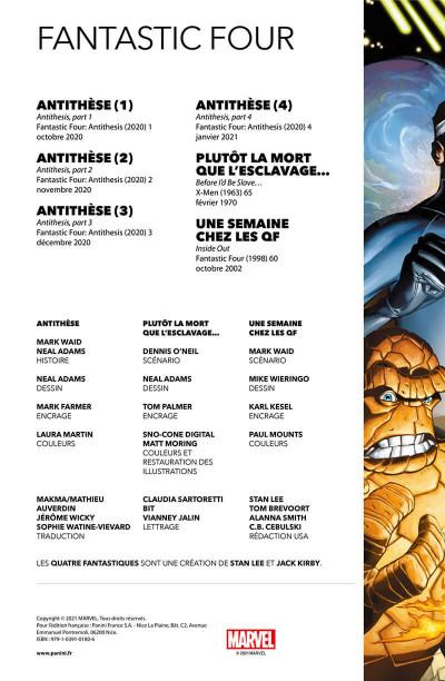 Page 2 Fantastic four - Antithesis