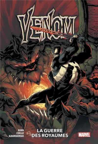 Couverture Venom (100% Marvel) tome 4