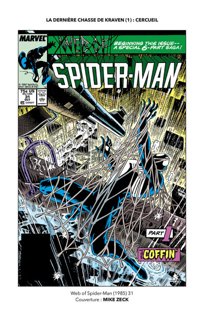 Page 5 Spider-man - La dernière chasse de kraven
