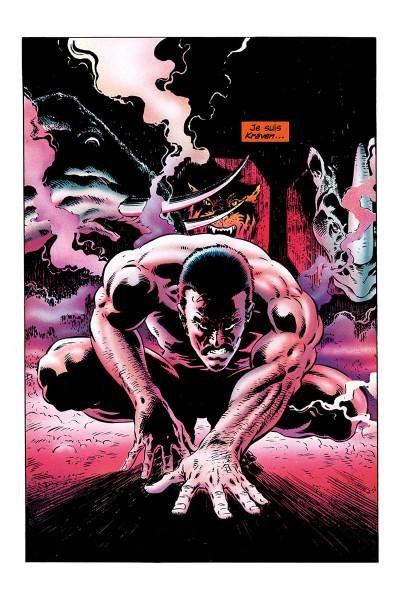 Page 6 Spider-man - La dernière chasse de kraven