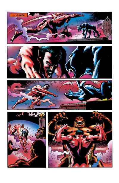 Page 7 Spider-man - La dernière chasse de kraven