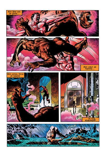 Page 8 Spider-man - La dernière chasse de kraven