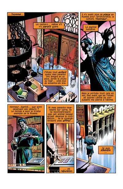 Page 9 Spider-man - La dernière chasse de kraven
