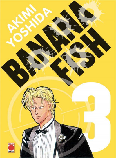 Couverture Banana fish - perfect edition tome 3