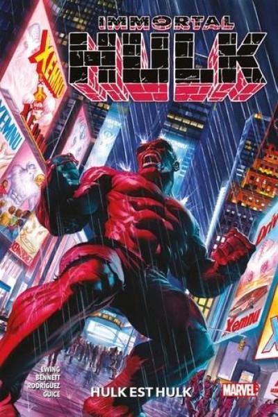 Couverture Immortal Hulk tome 7