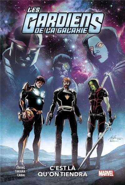 Couverture Les gardiens de la galaxie (série 3) tome 2