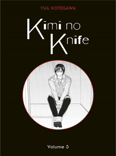 Couverture Kimi no knife tome 3