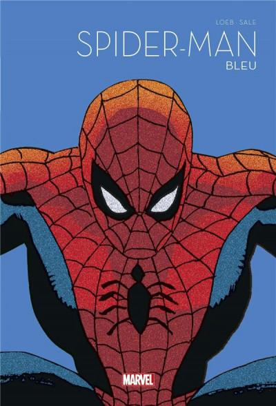 Couverture Spider-man bleu - Le printemps des comics 2021