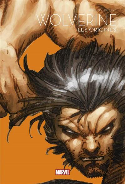 Couverture Wolverine les origines - Le printemps des comics 2021