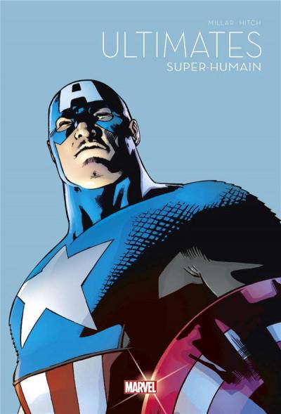 Couverture Ultimates : Super-humain - Le printemps des comics 2021