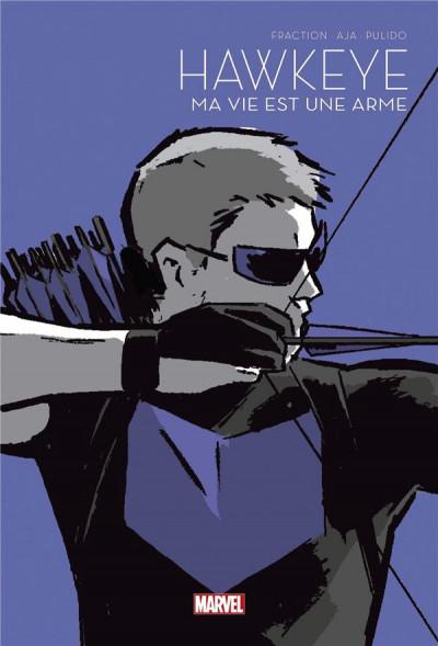 Couverture Hawkeye : ma vie est une arme - Le printemps des comics 2021