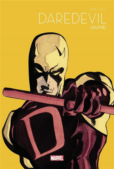 Couverture Daredevil yellow - Le printemps des comics 2021