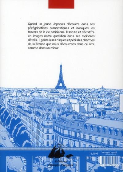 Dos A nous deux, Paris !