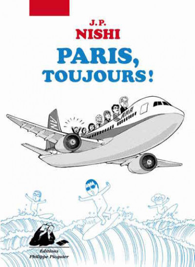 Couverture Paris, toujours !