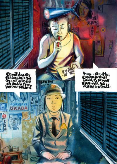 Page 1 petites coupures à shioguni