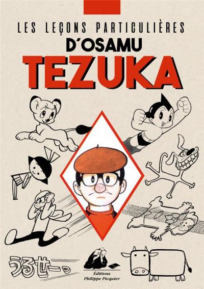 Couverture les leçons particulieres d'Osamu Tezuka