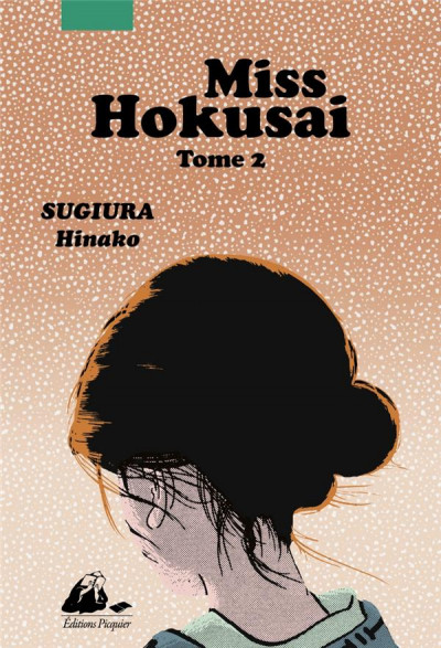 Couverture Miss Hokusai tome 2