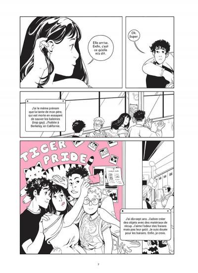 Page 6 Mes ruptures avec Laura Dean
