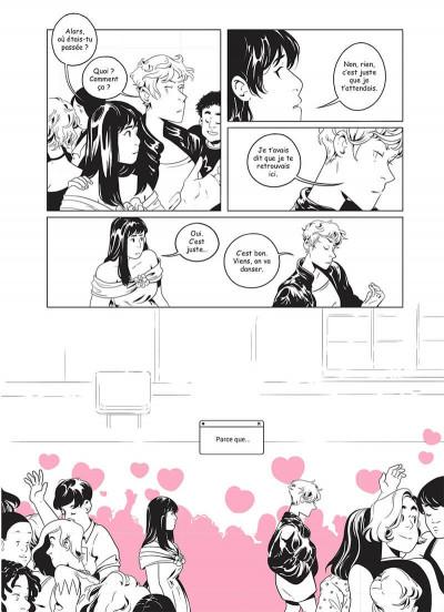 Page 8 Mes ruptures avec Laura Dean