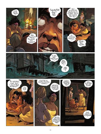Page 0 Un putain de salopard tome 2