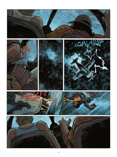 Page 3 Un putain de salopard tome 2