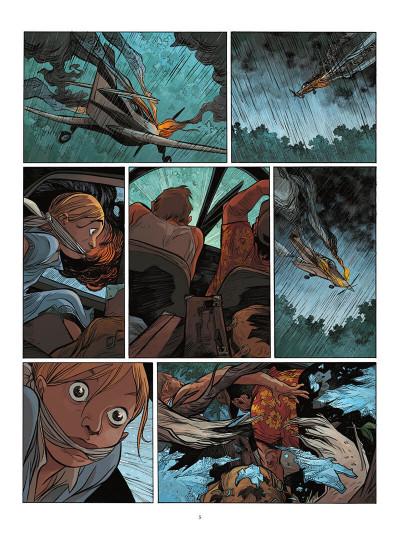 Page 4 Un putain de salopard tome 2