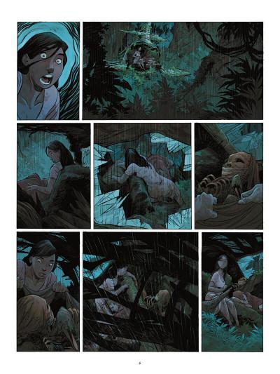 Page 5 Un putain de salopard tome 2
