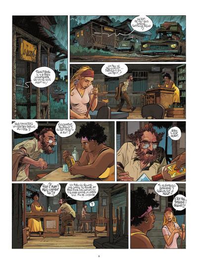 Page 7 Un putain de salopard tome 2