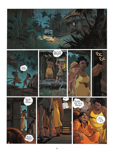 Page 9 Un putain de salopard tome 2