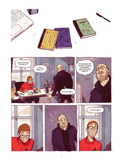 Page 4 Entre les lignes