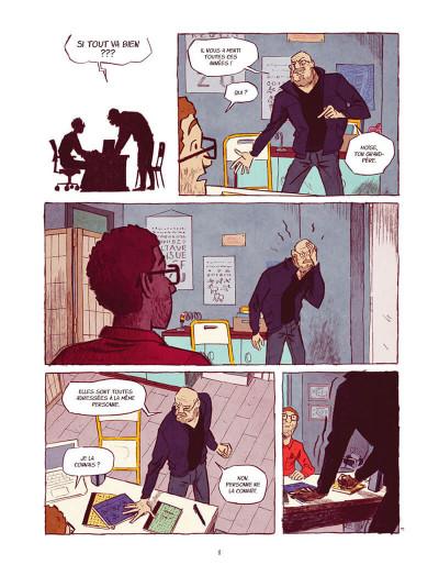 Page 5 Entre les lignes