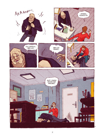 Page 6 Entre les lignes