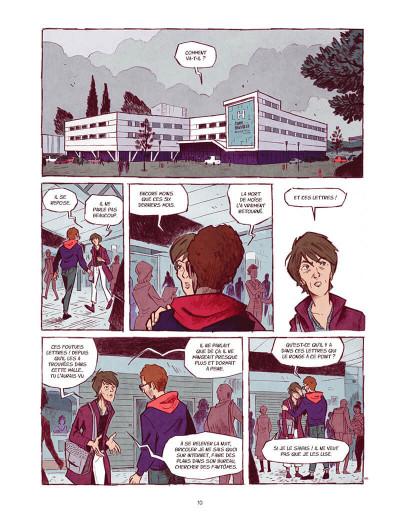 Page 7 Entre les lignes