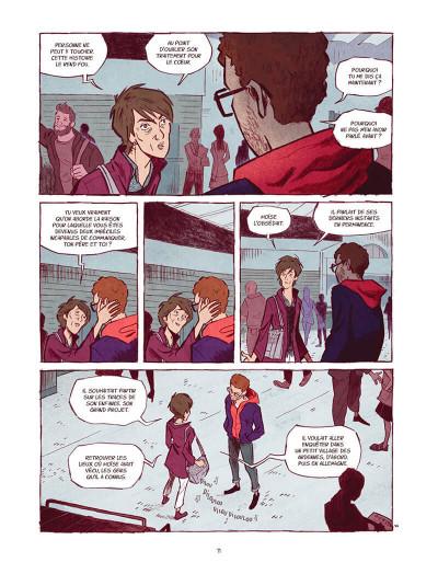 Page 8 Entre les lignes