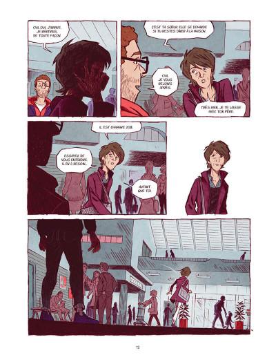 Page 9 Entre les lignes