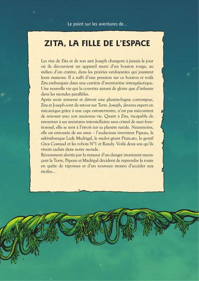 Page 5 Jack le téméraire et Zita la fille de l'espace