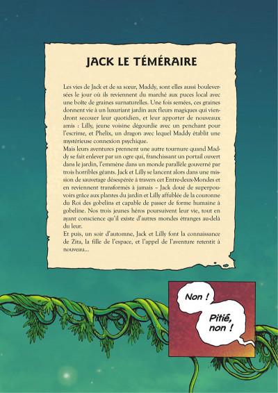 Page 6 Jack le téméraire et Zita la fille de l'espace