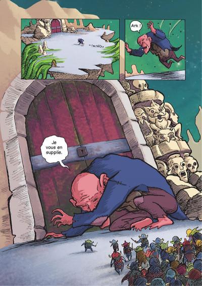 Page 8 Jack le téméraire et Zita la fille de l'espace
