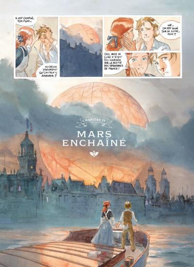 Page 2 Le château des étoiles tome 6