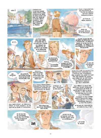 Page 4 Le château des étoiles tome 6